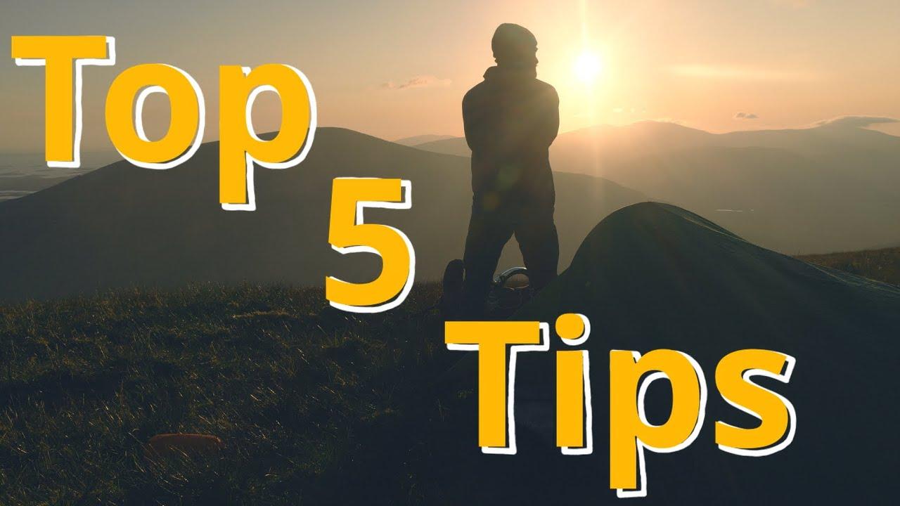 Hiking in Ireland (Beginners) Top 5 Tips