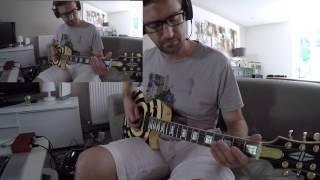Gojira - L'enfant sauvage guitar cover
