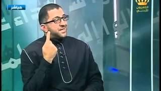 د. عبدالرحمن الهاشمي يوضح واقعية و حقيقة مقولة ( أحترق لأضيء للآخرين )