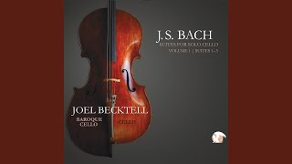 Suite No. 1 in G Major for Solo Cello, BWV 1007: Prelude