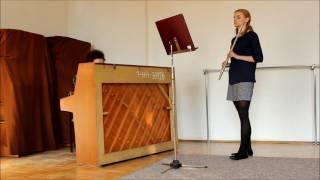 Ave Maria - G. Caccini (N.Vavilov) / Elżbieta Woś flute