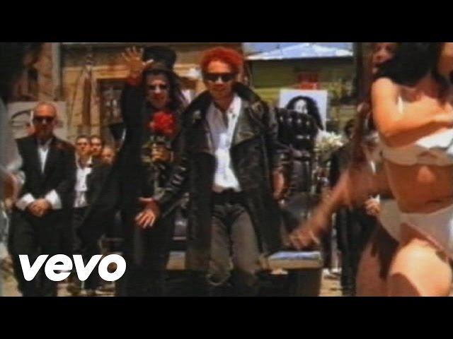 Video oficial de Matador de Los Fabulosos Cadillacs
