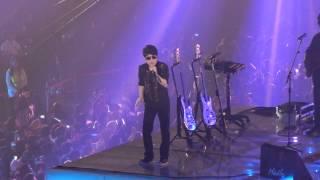ChoYongPil 2013 Hello Tour 앵콜서울공연 그겨울의찻집