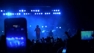Bring Me The Horizon-Can You Feel My Heart? live in Tempe, AZ 2/11/14