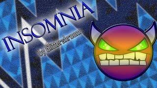 Geometry Dash [2.0] (Demon) - Insomnia - by Glittershroom {Clicks + Voz/Voice}