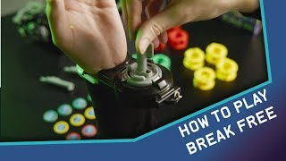 Spy Code | How to play Break Free Game