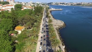 foz do douro porto Portugal drone dji