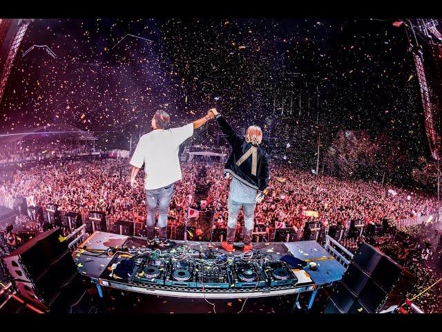 Axwell ? Ingrosso Ultra Music Festival Miami 2017