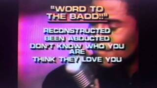 """Jermaine talks about """"Word to the Badd"""""""