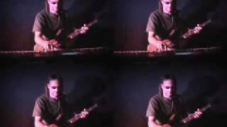 """Enigma"" - Mitch Cooper -  Studio Video - ALL LIVE IN ONE TRACK!"