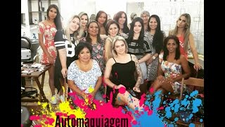 Automaquiagem com Jennifer Carvalho  #foimara