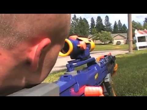 The Nerf Gun