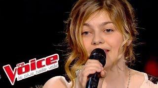 The Voice 2013   Louane - Quelqu'un m'a dit (Carla Bruni)   Demi-Finale