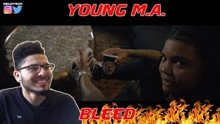 """Young M.A """"Bleed"""" (Official Music Video) 