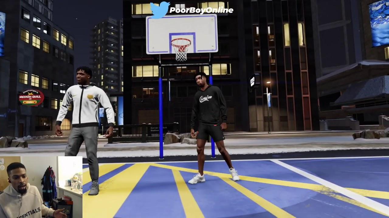 PoorBoySin - IS NBA2K21 NEXT GEN REALLY THAT BAD?..