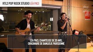 Léa Paci - Pour aller où (live) - RTL2 Pop Rock Studio