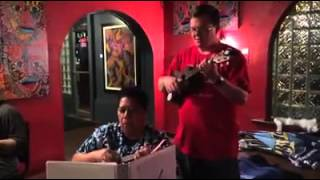 The Memphis Ukulele Flash Mob - American Author's 'Best Day of My Life'