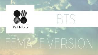 BTS - Am I Wrong [FEMALE VERSION]