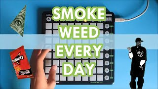 Snoop Dogg - Smoke weed every day remix Launchpad Rushyx (Project file)
