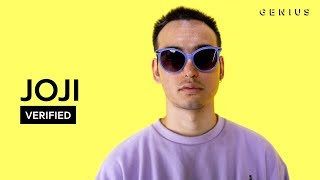 "Joji ""SLOW DANCING IN THE DARK"" Official Lyrics & Meaning 