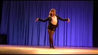 Solista Jazz Moderno- Victoria Lopez