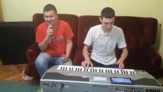 Nidza&Bobi - Nema vise druga mog ( Bane Bojanic ) LIVE