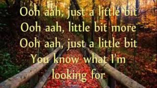 Just a Little Bit with Lyrics - Diane de Mesa