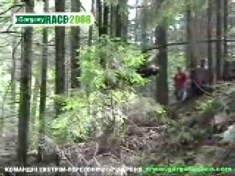 Відео з перших Gorgany Race 2007 – анонс перегонів 2008