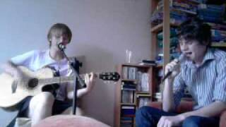 Underdog acoustic cover - kasabian