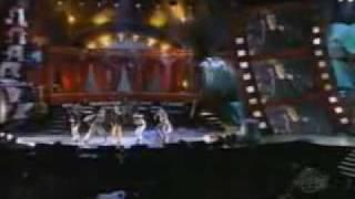 Nsync It's Gonna Be Me Live MTV Awards 2000 width=