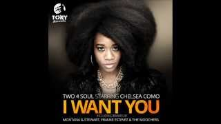 Two 4 Soul Starring Chelsea Como - I Want You (Montana & Stewart Remix) (Tony Records)