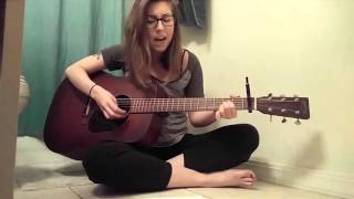 """Unsteady"" Cover by X Ambassadors (live from my bathroom)"