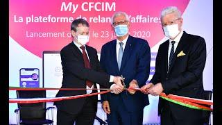 My CFCIM : une plateforme d'échange pour booster la relance économique