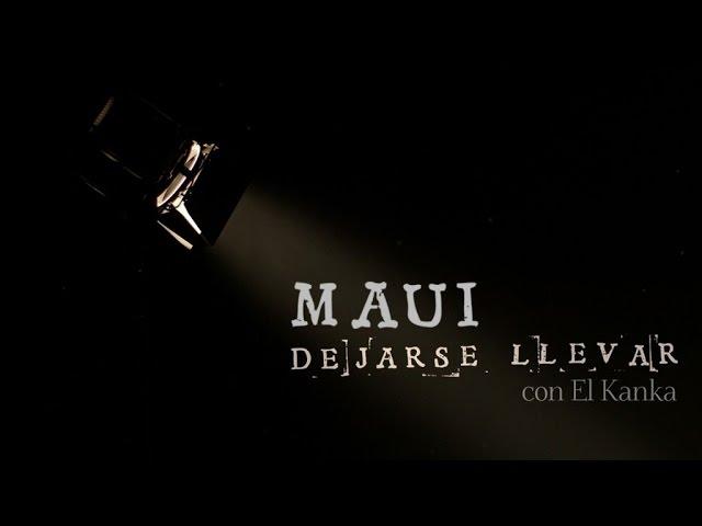 """Videoclip de la canción """"Dejarse llevar"""" de Maui con colaboración de El Kanka. """"Dejarse llevar"""" es una canción perteneciente al primer álbum en solitario de Maui titulado """"Viaje interior"""" y editado por Nuevos Medios."""