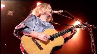 Ane Brun - To Let Myself Go - Amsterdam 18-10-2011