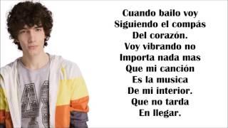 Cuando Bailo-Ramiro-Soy Luna-Letra Completa
