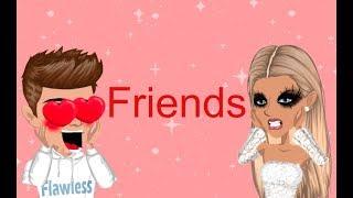 Friends (Marshmello & Anne-Marie) - MSP
