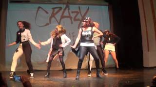 4TIME Cover 4MINUTE - CRAZY LIVE 151024 [HURICAN MONSTUBRE]