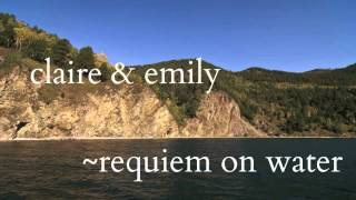 Requiem on Water (Cover)