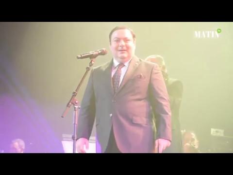 Mawazine : Badr Rami offre un concert inoubliable