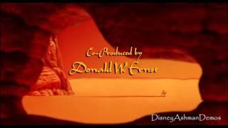 Arabian Nights - Origianl Soundtrack Release - Aladdin