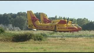 Incident à l'aéroport d'Ajaccio : les Canadair cloués au sol pour inspection