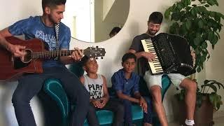 Estrada  da vida - Milionário e José Rico (cover Washington & Gustavo ) e Gustavo Neves Sanfoneiro