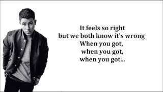 Nick Jonas - Champagne Problems (Lyrics)