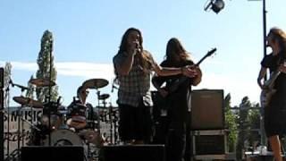 Otivm @ Cormor rock 2009