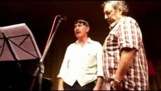 Vitorino & Jorge Palma   Ensaios para o Coliseu