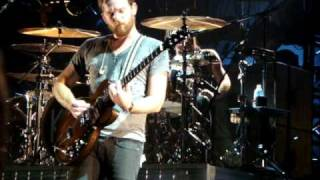 Kings of Leon Radioactive Live in Chicago Tinley Park 7-24-10
