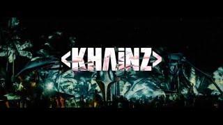 Khainz   Universo Paralello 2015 2016 Up Club