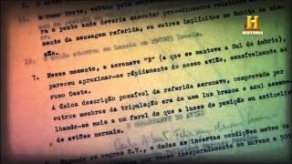 Avistamento OVNI Angola 1964