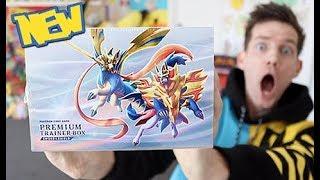 *NEW* BEST Pokémon Sword & Shield Elite Trainer Box!!!!